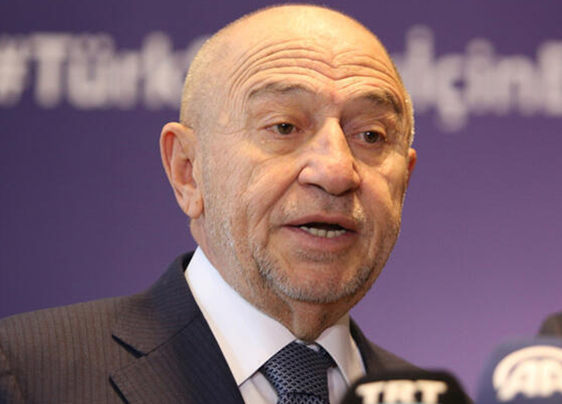 TFF Başkanı Nihat Özdemir, Süper Lig'in başlangıç tarihini açıkladı
