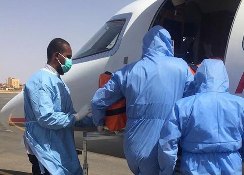 Sağlık Bakanı Koca Sudan'da koronavirüs tanısı konulan kişinin tedavi için Türkiye'ye getirildiğini duyurdu