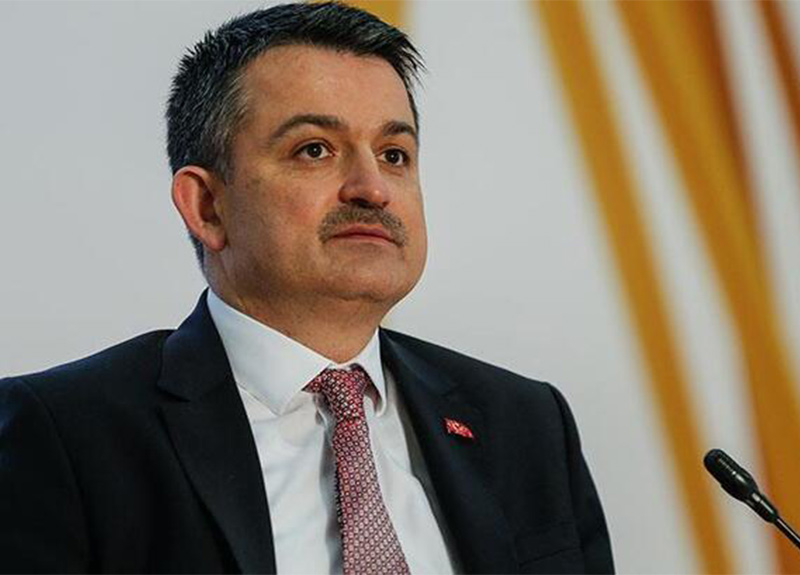 Bakan Pakdemirli: 'Türkiye, tarımla ilgili önemli başarıya daha imza atmak üzere'
