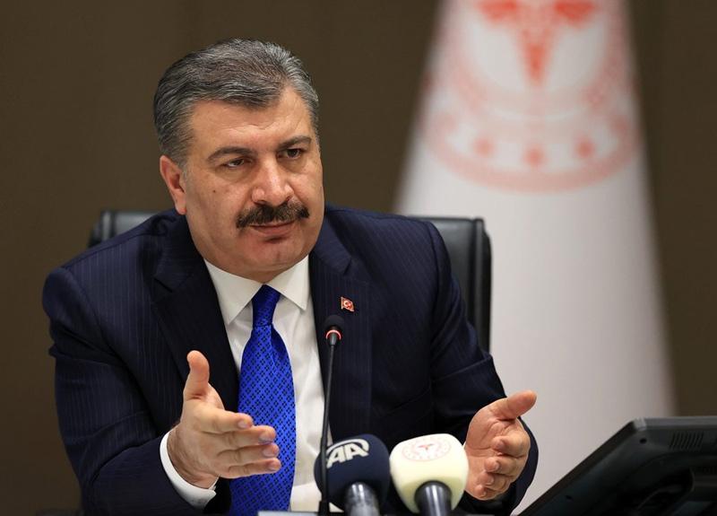 Türkiye'de koronavirüsten can kaybı 31 artarak 4 bin 171'e yükseldi