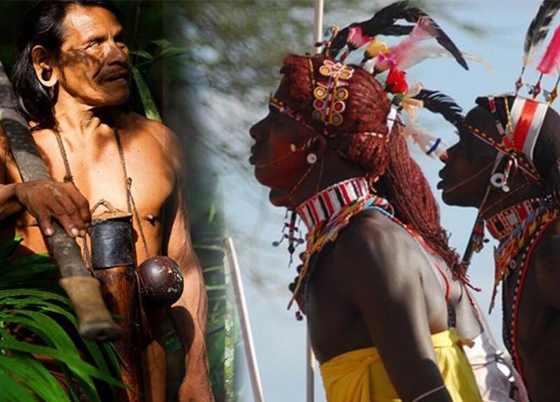 İzole yaşayan kabilelere de koronavirüs bulaştı!
