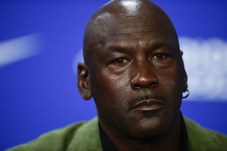 Michael Jordan'la ilgili hastalık şüphesi! Gözleri...