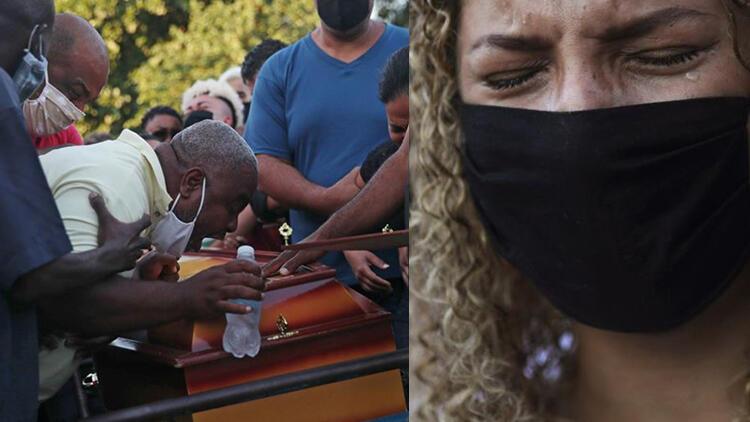 Brezilya kabus gibi bir sabaha uyandı