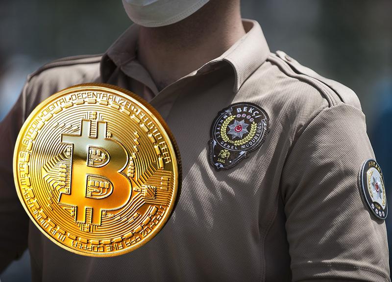 İstanbul'da Bitcoin dolandırıcılığı vakası! Bekçi 346 bin lirayla kaçtı...