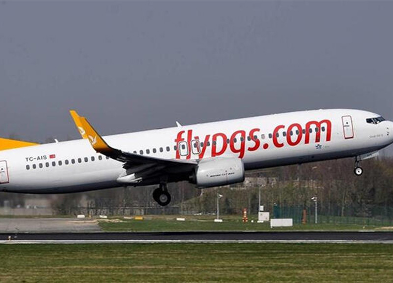Pegasus 28 Mayıs ile 3 Haziran arasındaki seferlerini iptal etti!