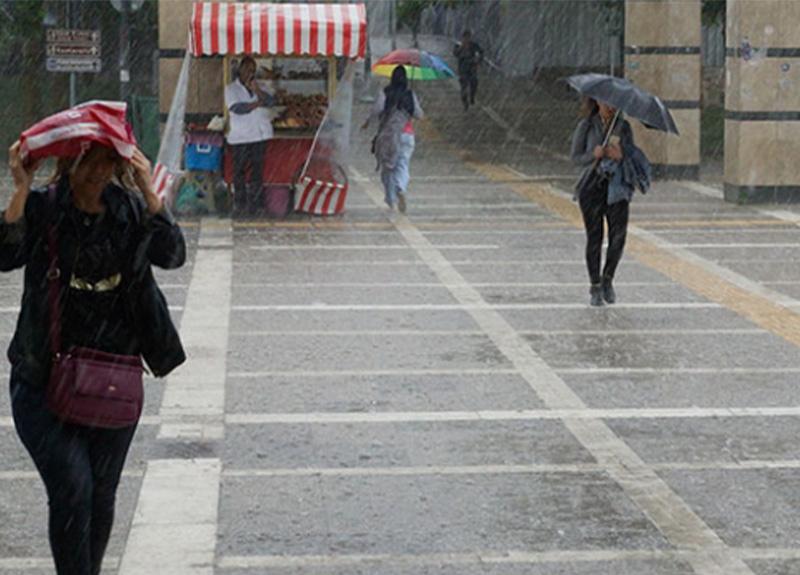 Dikkat! Ankara için fırtına uyarısı!
