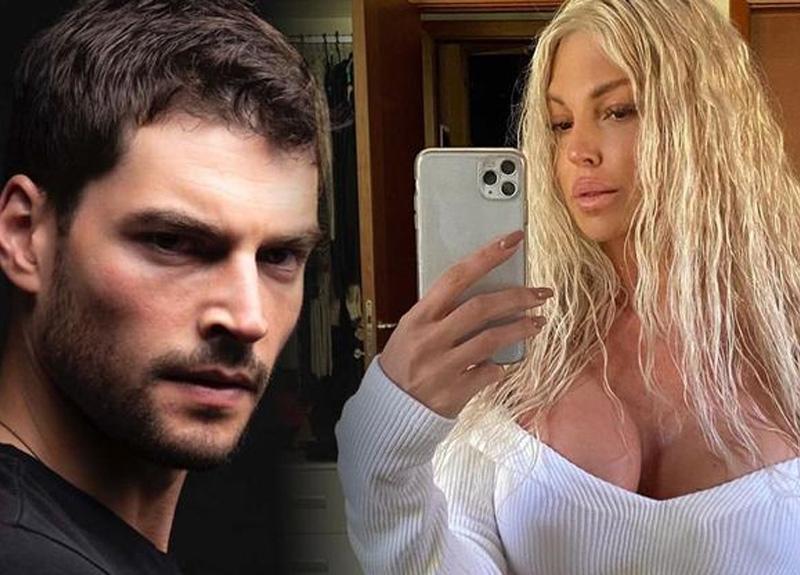 Akın Akınözü Dusko Tosic'in eşi Jelena Karleusa'ya hayranlığı sebebiyle Sandra Pestemalciyan ile sorun yaşıyor