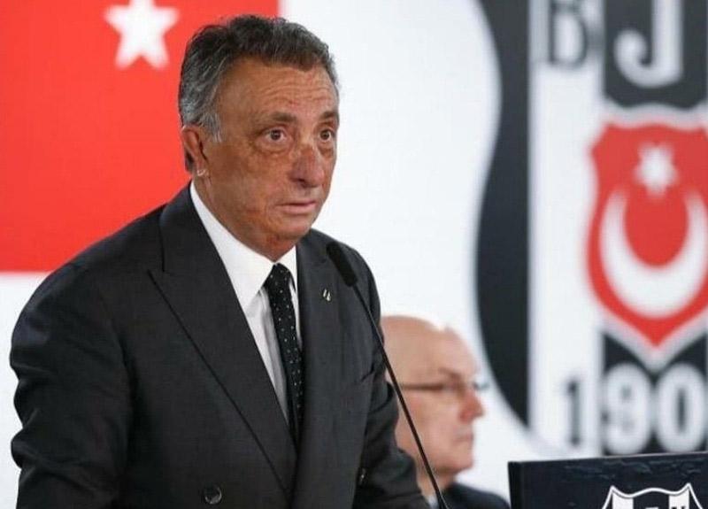 Beşiktaş Başkanı Ahmet Nur Çebi'nin son koronavirüs testi negatif çıktı