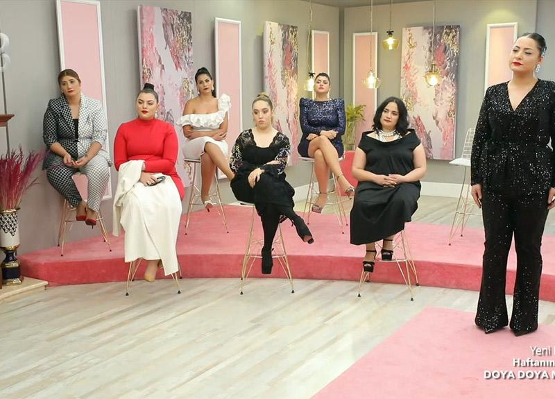 Doya Doya Moda'da bu hafta kim elendi? İşte haftanın birincisi ve elenen isim