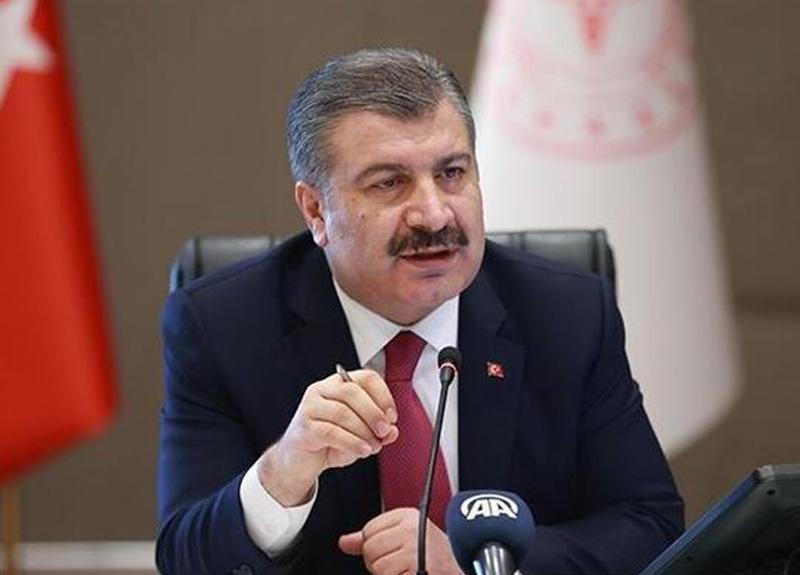 Bakan Koca: Türkiye'de Koronavirüs nedeniyle 32 kişi daha hayatını kaybetti