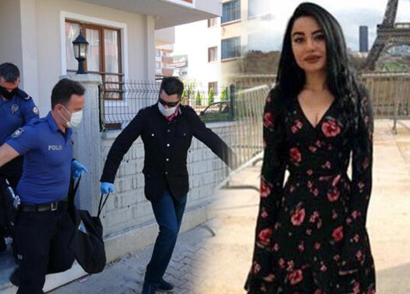 Milli boksör olduğu öğrenilen Selim Ahmet K. sevgilisini öldürdü