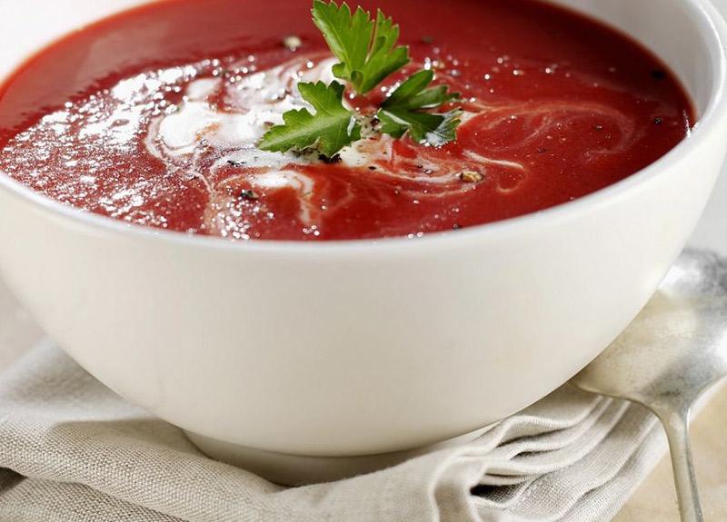 Ekşi kremalı pancar çorbası nasıl yapılır? İşte ekşi kremalı pancar çorbası tarifi, gereken malzemeler