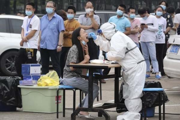 Çin'in Wuhan kentinde 10 günde 6 milyon 574 bin kişiye koronavirüs testi yapıldı!