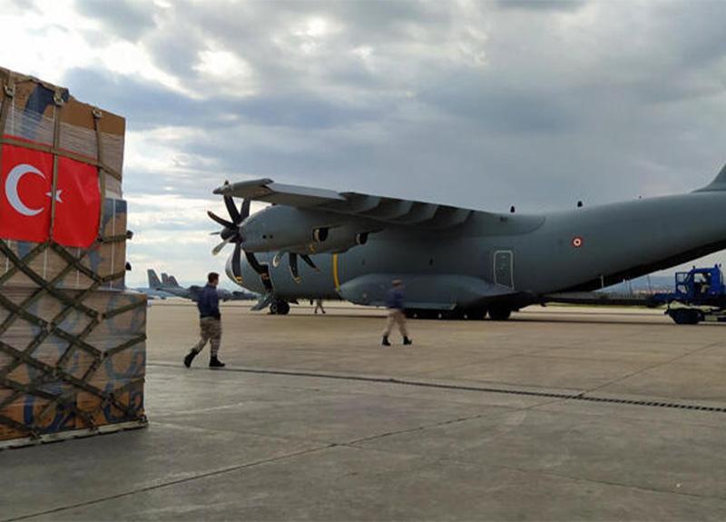 Türkiye bu kez Afrika ülkesi Çad'a tıbbi yardım malzemesi gönderdi!