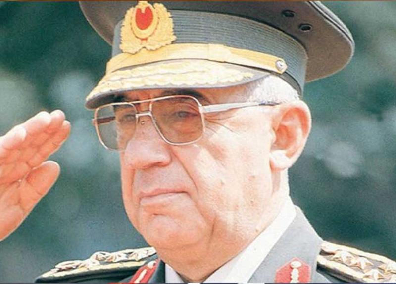 Eski Genelkurmay Başkanı İsmail Hakkı Karadayı yaşamını yitirdi!