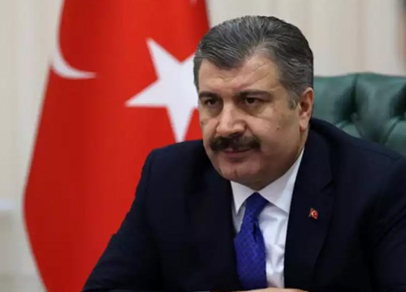 Sağlık Bakanı Fahrettin Koca sosyal medyadan paylaştı: 26 Mayıs itibarıyla Türkiye'de ölüm oranı yüzde 2, 8