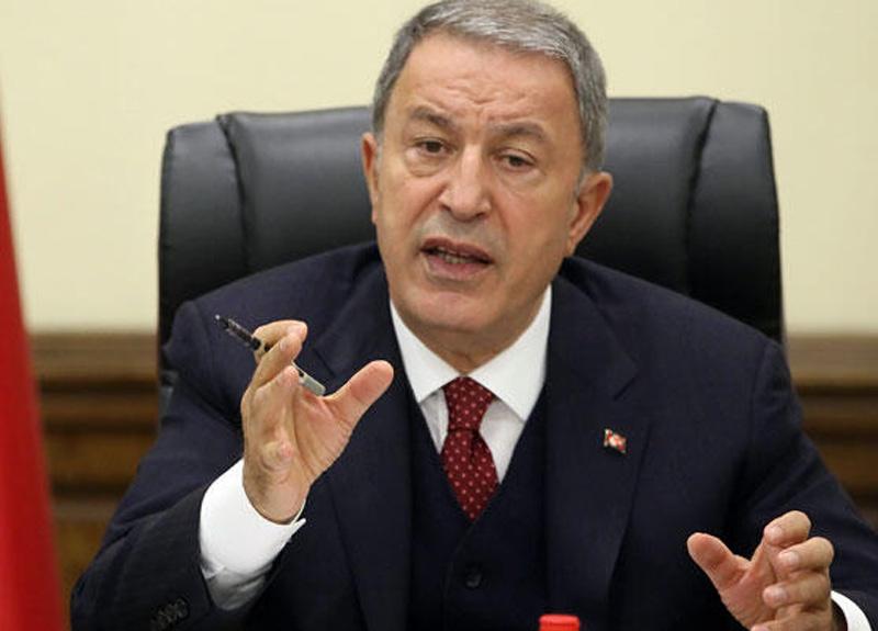 Milli Savunma Bakanı Hulusi Akar açıkladı: 31 Mayıs Pazar gününden itibaren terhisleri başlatacağız