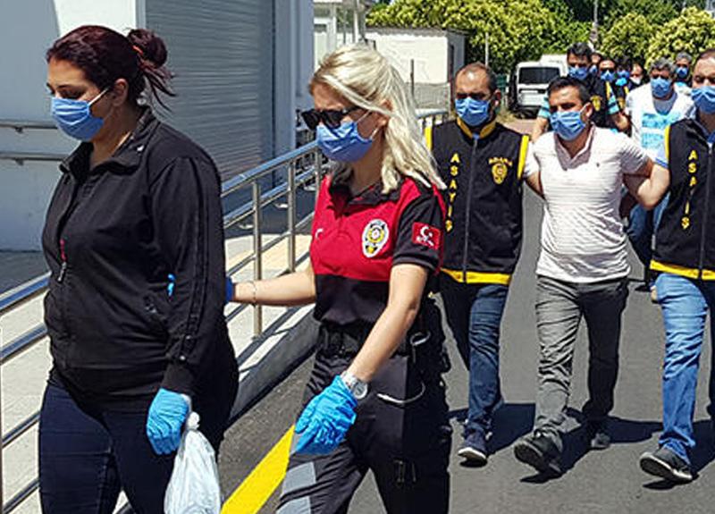Fatma Sakar isimli şahıs görümcesinin evindeki 160 bin lira değerinde ziynet eşyayı arkadaşlarına çaldırdı