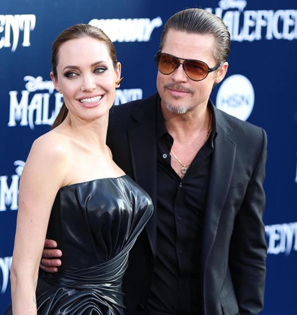 Angelina Jolie ile Brad Pitt velayet konusunda anlaştı!