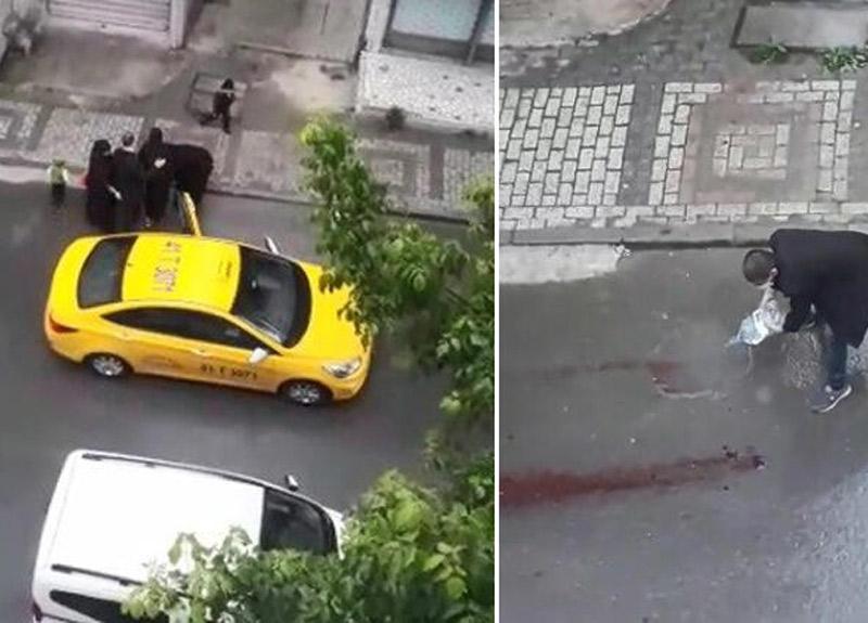 Kocaeli'nde şoke eden dakikalar! Taksici doğum yapan kadını aracından attı