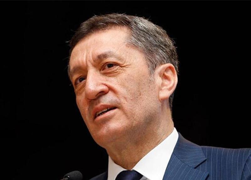 Milli Eğitim Bakanı Ziya Selçuk velilere seslendi: 'Uzaktan eğitim boşlanmamalı'