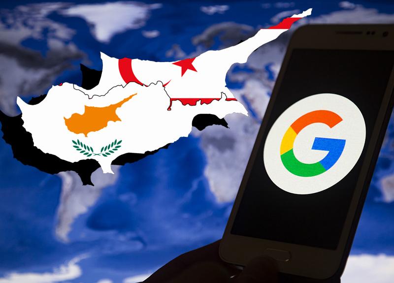 Google koronavirüste yer verdi... Kuzey Kıbrıs Türk Cumhuriyeti detayı!