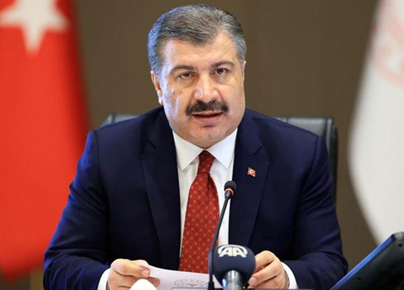 Fahrettin Koca: Dünyada salgın bitmedikçe, Türkiye'de sıfırlamak kolay değil