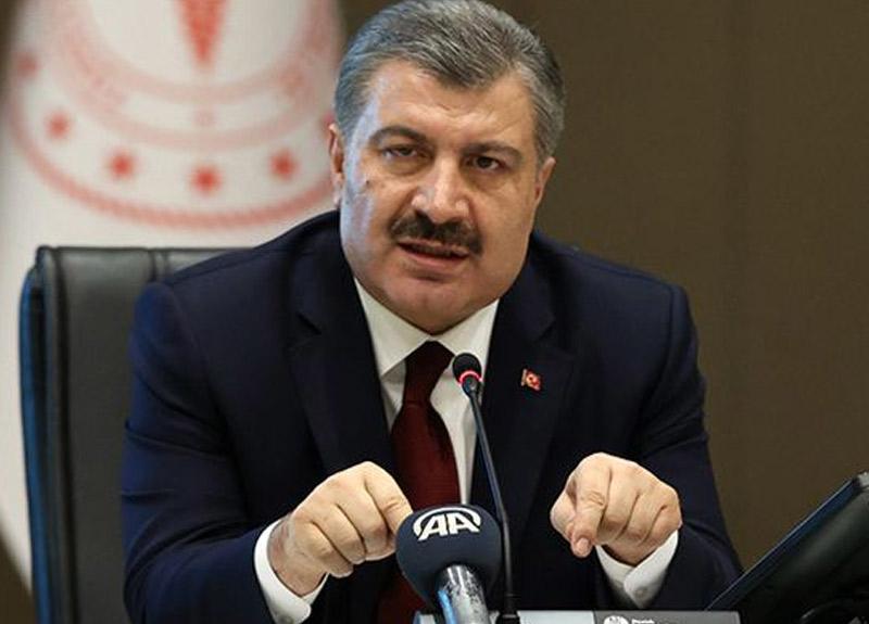 Sağlık Bakanı Fahrettin Koca 31 Mayıs 2020 koronavirüs rakamlarını açıkladı