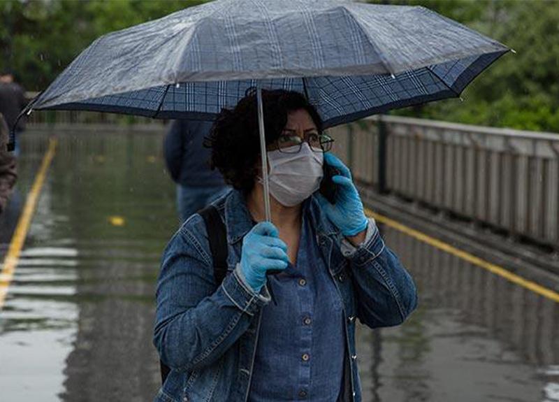 Meteoroloji'den uyarı geldi! Kuvvetli yağış geliyor!