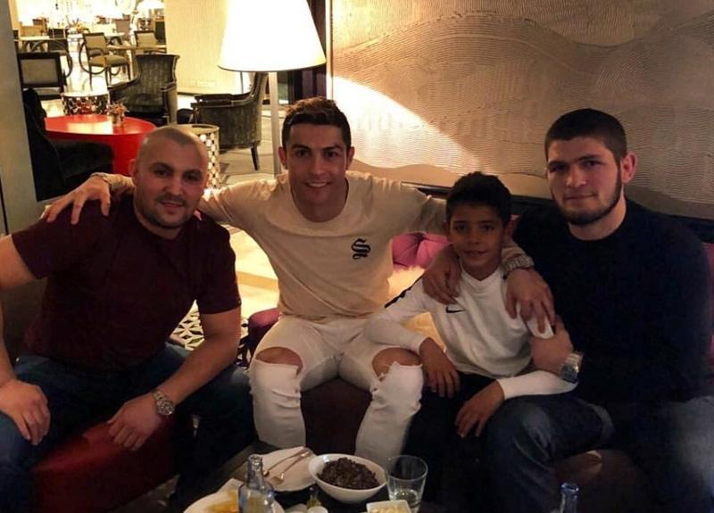 Ronaldo'nun dövüşçü arkadaşı Mavlyanov ülkemize geliyor