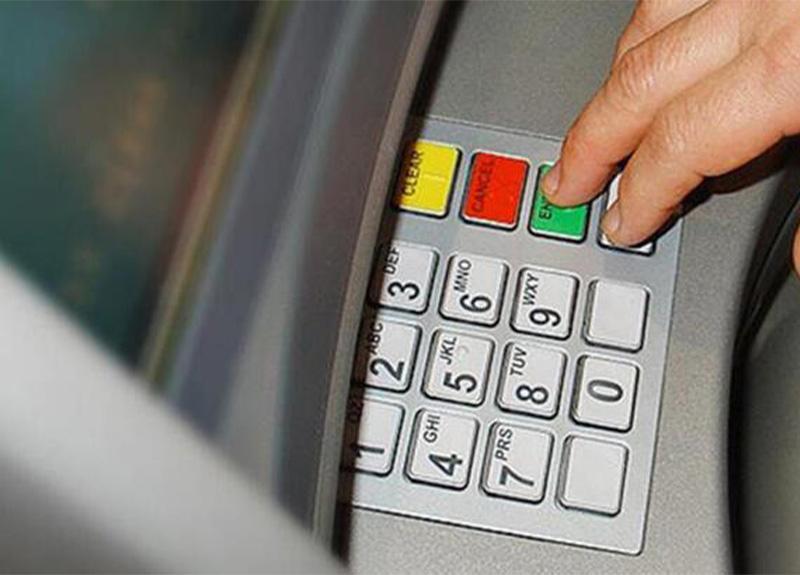 Türkiye'de bir ilk! PTT ATM'lerinden çipli TC kimlik kartıyla çekim imkanı!