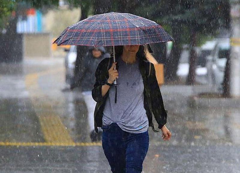 Meteoroloji'den sağanak yağış uyarısı! İstanbul, Ankara ve İzmir...