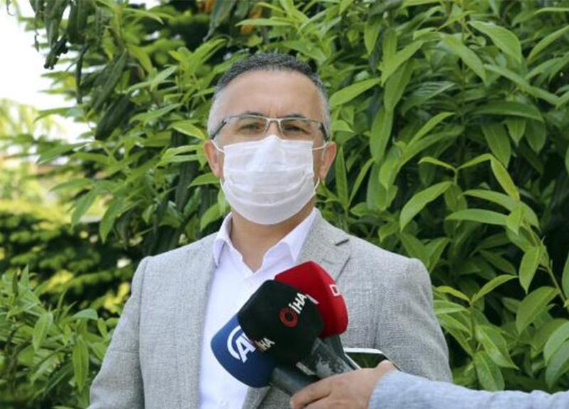 Rize Valisi Kemal Çeber, kentte binlerce kişiye yapılan test sonuçlarını açıkladı!