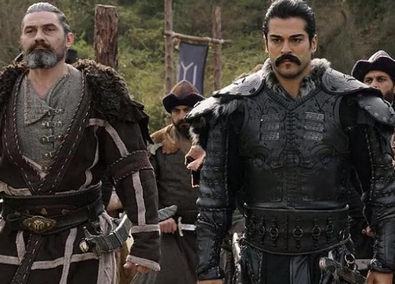 Yeşim Ceren Bozoğlu, 'Kuruluş Osman' dizisinin kadrosuna dahil oldu