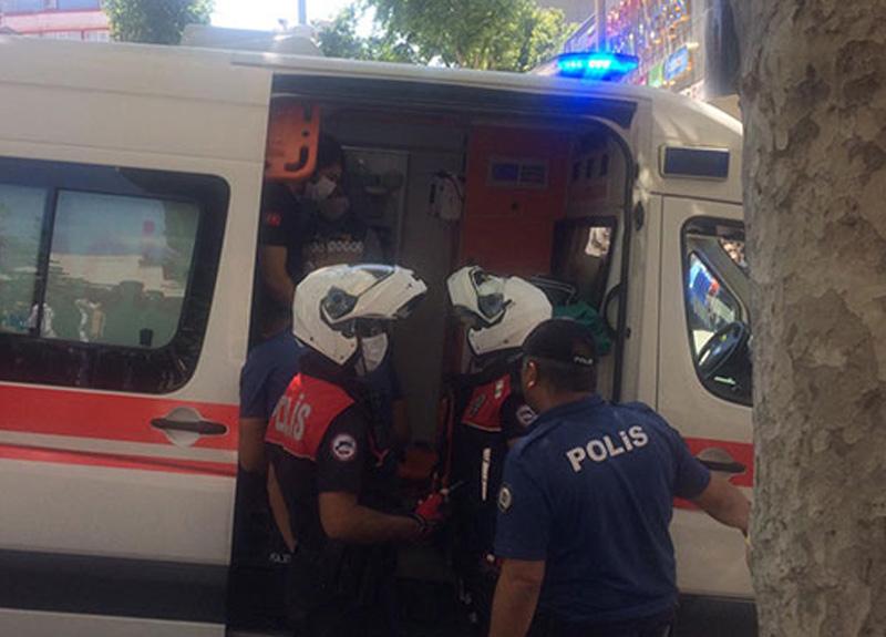 Kahramanmaraş'ta bir kadın, eski erkek arkadaşının yüzüne kezzap attı