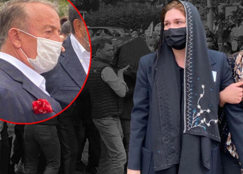 Kalp krizi sonucu hayatını kaybeden Roman Mağazaları'nın ortağı Süleyman Toplusoy toprağa verildi