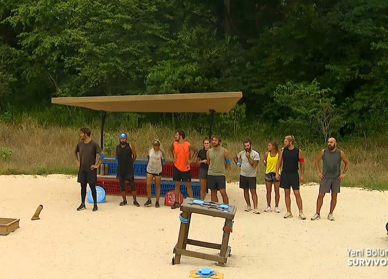 Survivor'da takım kaptanları kim oldu? İşte Survivor'da kırmızı ve mavi takım kaptanları...