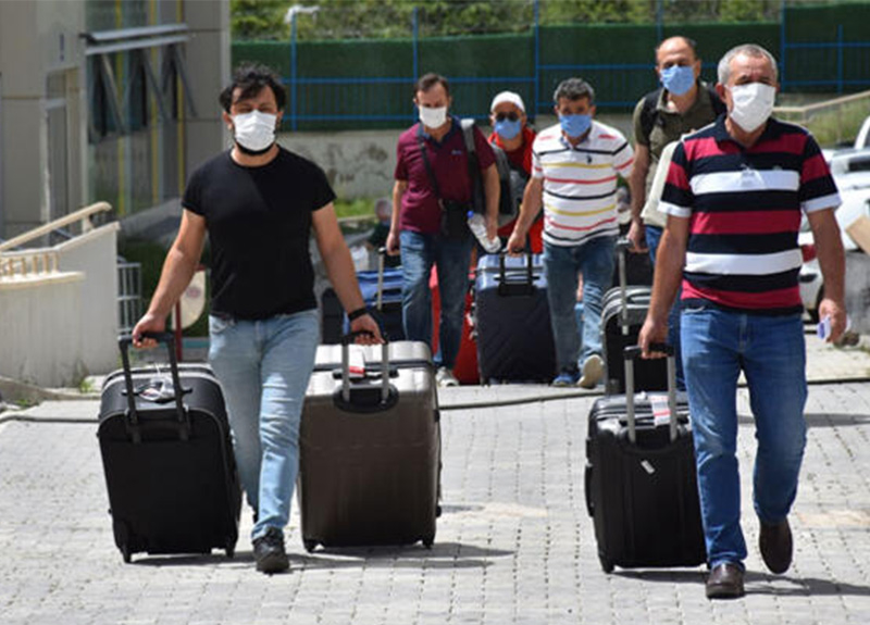 Bakan Kasapoğlu açıkladı! 77 bin 441 vatandaşın karantina süreci bitti!