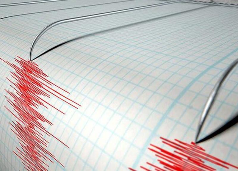 Endonezya'da 7, 1 şiddetinde deprem meydana geldi