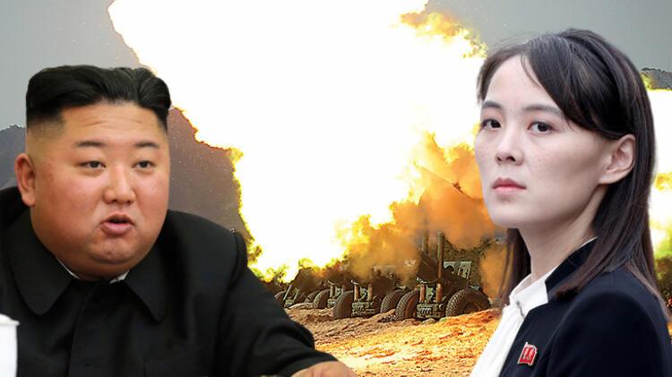Kim'in kız kardeşi tansiyonu yükseltti: Ağır bedel öderler
