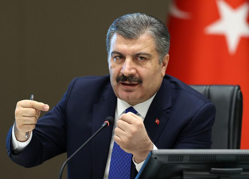 Sağlık Bakanı Fahrettin Koca sosyal medyadan paylaştı: Harika vakit geçirin