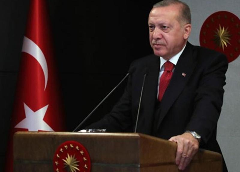 Cumhurbaşkanı Erdoğan'dan son dakika hafta sonu sokağa çıkma kısıtlaması açıklaması