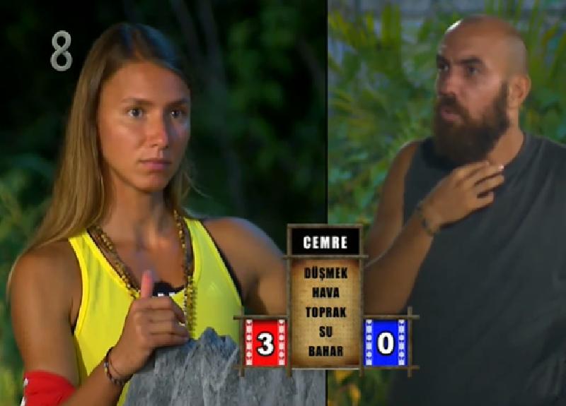 4 Haziran Perşembe Survivor 2020'de Anlat Bakalım oyununu kim kazandı? Mavi takım mı yoksa Kırmızı takım mı?