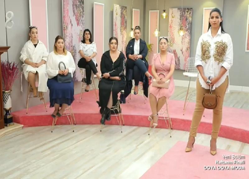 5 Haziran Cuma Doya Doya Moda'da kim elendi? Doya Doya Moda'nın final gününde birinci kim oldu?