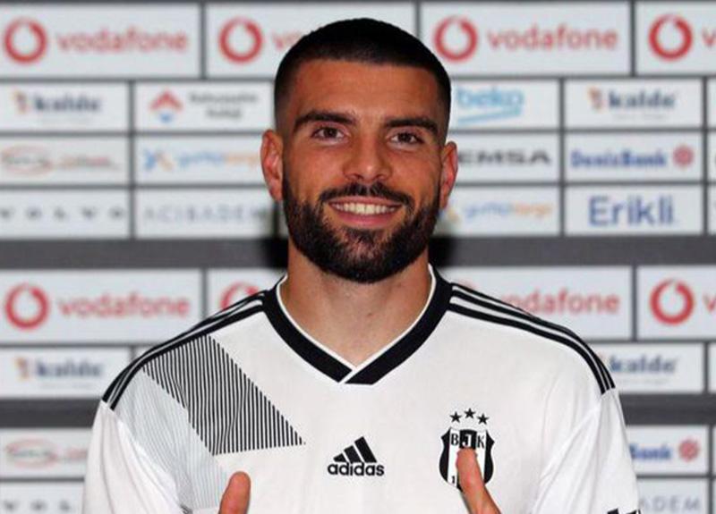 Beşiktaş, Pedro Rebocho ile yolların ayrıldığını açıkladı!