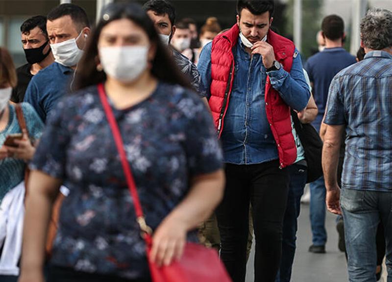 İstanbul'da bu sabah! Maske takma zorunluluğu başladı!