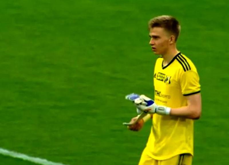 Kalesinde 10 gol gören Rostov kalecisi Popov, maçın adamı seçildi! İşte nedeni...