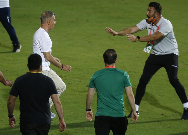 Trabzonspor Başkanı Ahmet Ağaoğlu'ndan Alanyaspor maçı sonrasıyla ilgili açıklama