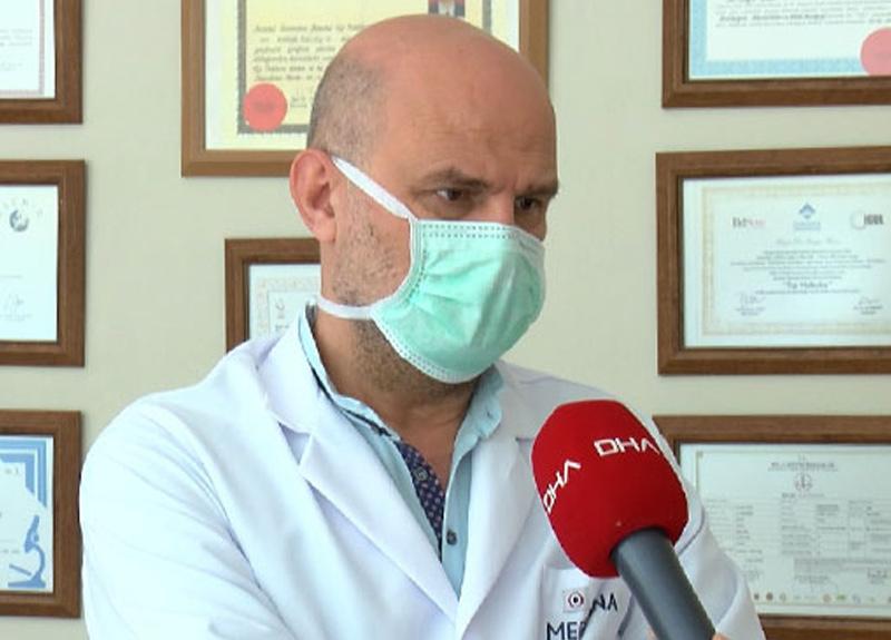 Dr. Cengiz Uzun uyardı: Sel suyuna kanalizasyon suyu karışmışsa koronavirüs bulaşma ihtimali var