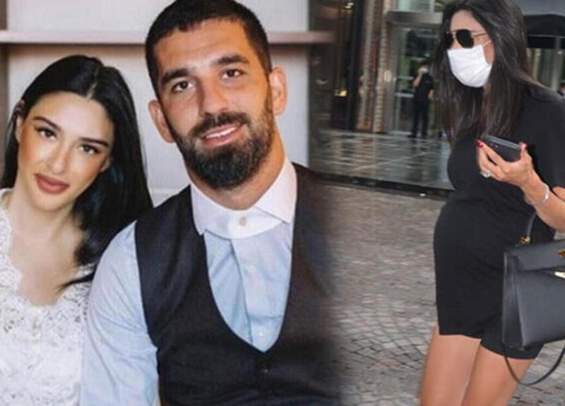 Arda Turan'ın eşi Aslıhan Doğan Turan 8.5 ayda sadece 7 kilo almasıyla dikkat çekti